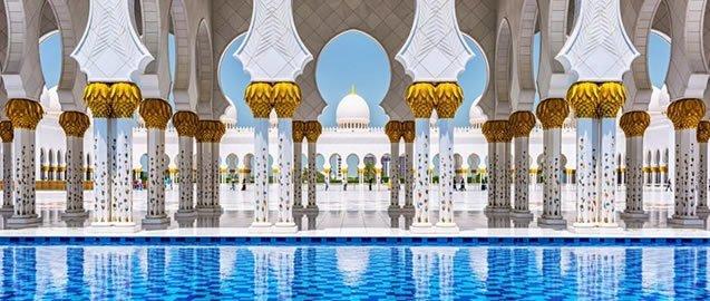 Abu Dhabi & Maldive